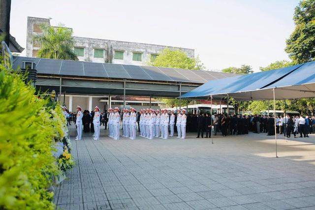 Lễ tang đồng chí Vũ Mão theo nghi thức cấp cao - Ảnh 2.