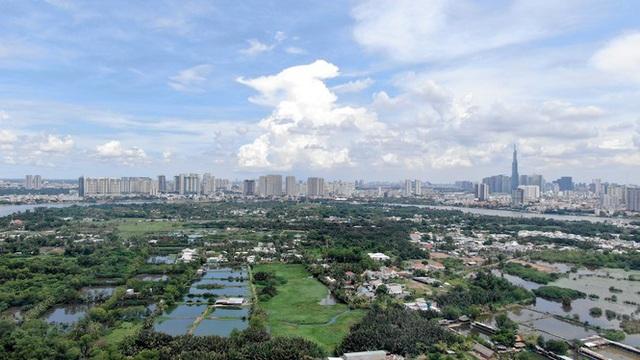 Bên trong siêu đô thị bị quy hoạch treo gần 30 năm giữa lòng Sài Gòn - Ảnh 1.
