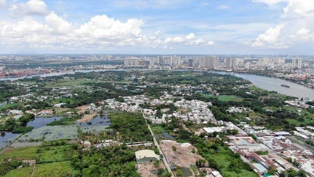 Bên trong siêu đô thị bị quy hoạch treo gần 30 năm giữa lòng Sài Gòn - Ảnh 14.
