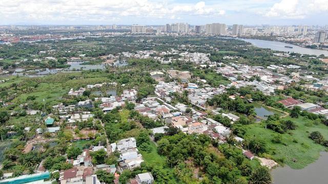 Bên trong siêu đô thị bị quy hoạch treo gần 30 năm giữa lòng Sài Gòn - Ảnh 15.