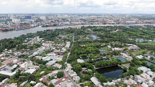 Bên trong siêu đô thị bị quy hoạch treo gần 30 năm giữa lòng Sài Gòn - Ảnh 16.