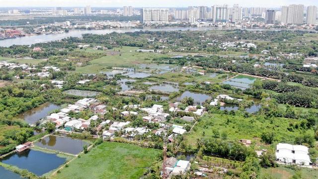 Bên trong siêu đô thị bị quy hoạch treo gần 30 năm giữa lòng Sài Gòn - Ảnh 19.