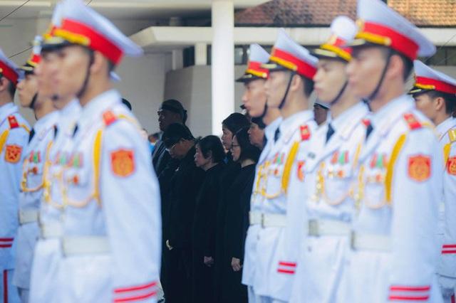 Lễ tang đồng chí Vũ Mão theo nghi thức cấp cao - Ảnh 3.