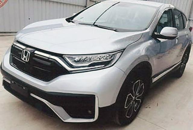 Lộ diện Honda CR-V 2020 lắp ráp tại Việt Nam: 4 phiên bản, thiết kế mới, sẵn sàng chờ giảm trước bạ - Ảnh 3.