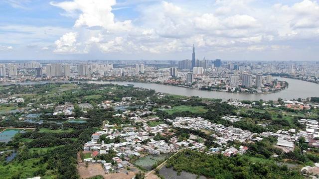 Bên trong siêu đô thị bị quy hoạch treo gần 30 năm giữa lòng Sài Gòn - Ảnh 25.