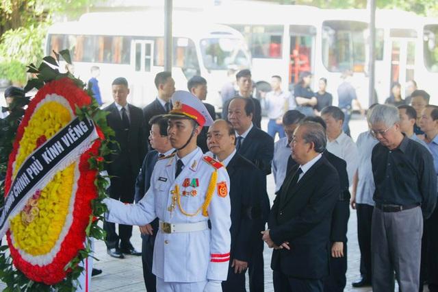 Lễ tang đồng chí Vũ Mão theo nghi thức cấp cao - Ảnh 4.