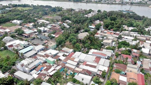 Bên trong siêu đô thị bị quy hoạch treo gần 30 năm giữa lòng Sài Gòn - Ảnh 4.