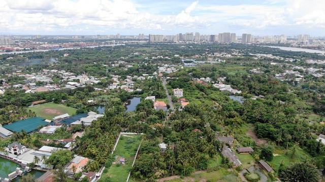 Bên trong siêu đô thị bị quy hoạch treo gần 30 năm giữa lòng Sài Gòn - Ảnh 8.