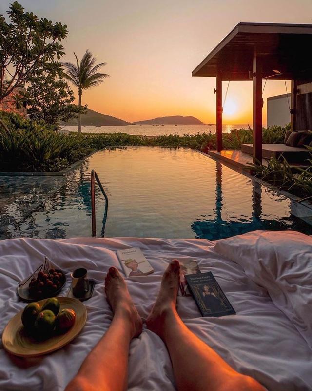 Đến Quy Nhơn chơi, đừng bỏ qua 6 resort cao cấp này để chuyến đi thêm trọn vẹn: Tận hưởng kỳ nghỉ hè sang chảnh và yên bình không thể nào quên - Ảnh 9.