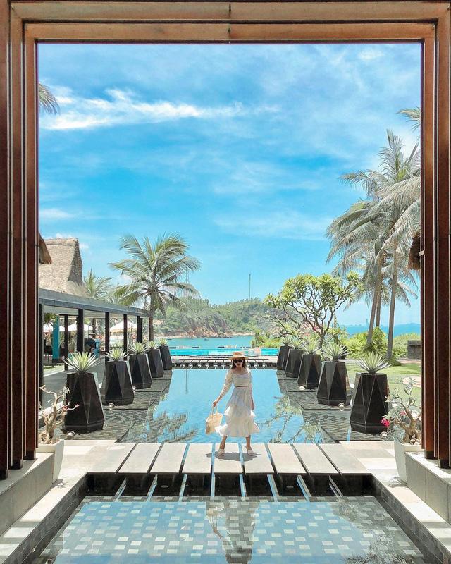 Đến Quy Nhơn chơi, đừng bỏ qua 6 resort cao cấp này để chuyến đi thêm trọn vẹn: Tận hưởng kỳ nghỉ hè sang chảnh và yên bình không thể nào quên - Ảnh 4.