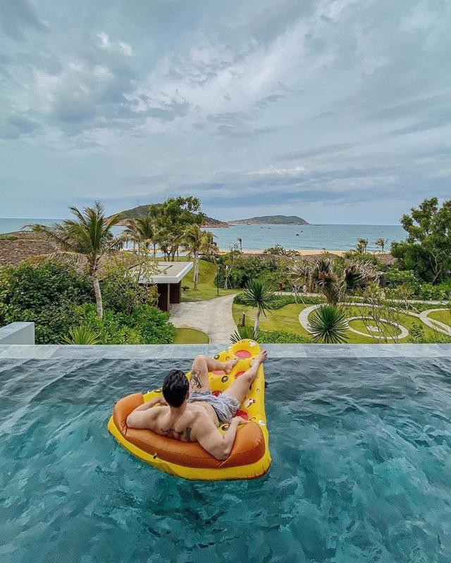 Đến Quy Nhơn chơi, đừng bỏ qua 6 resort cao cấp này để chuyến đi thêm trọn vẹn: Tận hưởng kỳ nghỉ hè sang chảnh và yên bình không thể nào quên - Ảnh 7.