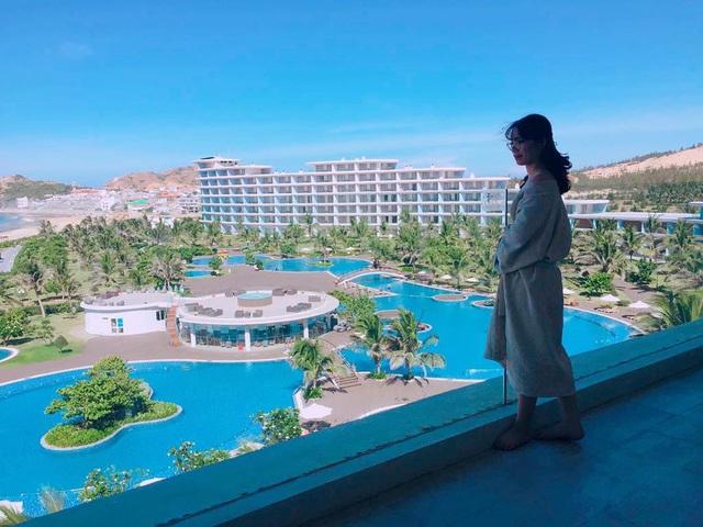 Đến Quy Nhơn chơi, đừng bỏ qua 6 resort cao cấp này để chuyến đi thêm trọn vẹn: Tận hưởng kỳ nghỉ hè sang chảnh và yên bình không thể nào quên - Ảnh 10.