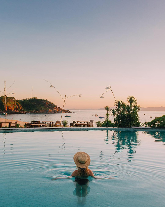 Đến Quy Nhơn chơi, đừng bỏ qua 6 resort cao cấp này để chuyến đi thêm trọn vẹn: Tận hưởng kỳ nghỉ hè sang chảnh và yên bình không thể nào quên - Ảnh 5.