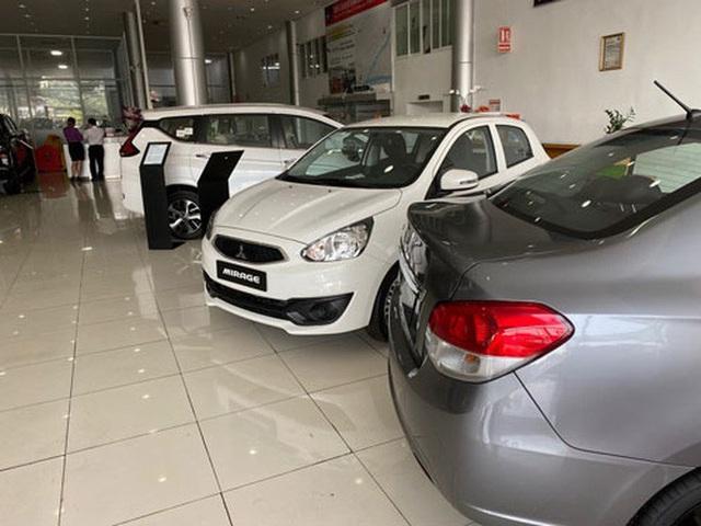 Thị trường ôtô chưa hồi phục - Ảnh 1.