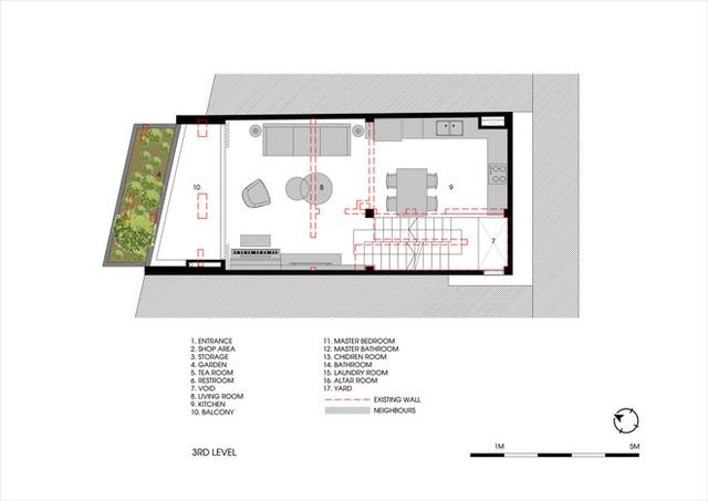 Ngôi nhà 49m2, 3 thế hệ cùng chung sống tại Hà Nội được giới thiệu trên báo Mỹ - Ảnh 15.