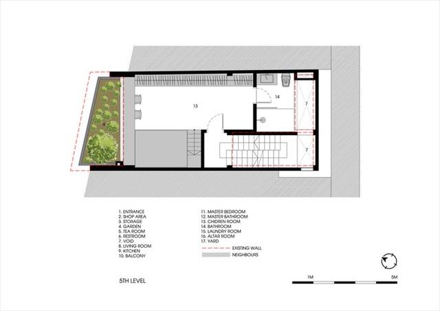 Ngôi nhà 49m2, 3 thế hệ cùng chung sống tại Hà Nội được giới thiệu trên báo Mỹ - Ảnh 17.