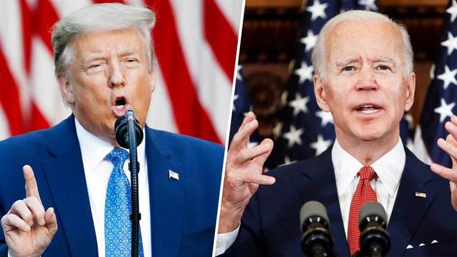 Cuộc đua bầu cử và khủng hoảng kép ở Mỹ - Ảnh 1.