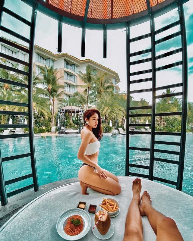 6 resort 5 sao sở hữu hồ bơi độc đáo bậc nhất đảo ngọc Phú Quốc đang có giá rẻ, giảm sâu đến không ngờ: Còn gì tuyệt hơn ngắm hoàng hôn, đắm mình trong làn nước xanh trong vắt - Ảnh 17.