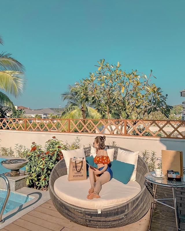 6 resort 5 sao sở hữu hồ bơi độc đáo bậc nhất đảo ngọc Phú Quốc đang có giá rẻ, giảm sâu đến không ngờ: Còn gì tuyệt hơn ngắm hoàng hôn, đắm mình trong làn nước xanh trong vắt - Ảnh 12.