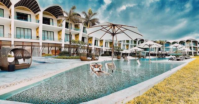 6 resort 5 sao sở hữu hồ bơi độc đáo bậc nhất đảo ngọc Phú Quốc đang có giá rẻ, giảm sâu đến không ngờ: Còn gì tuyệt hơn ngắm hoàng hôn, đắm mình trong làn nước xanh trong vắt - Ảnh 5.