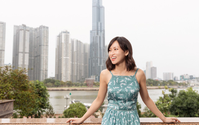 Ái nữ của chủ tịch HĐQT PNJ: Học bổng tiến sỹ Oxford và chuyện đi để trở về giúp người Việt Nam! - Ảnh 2.