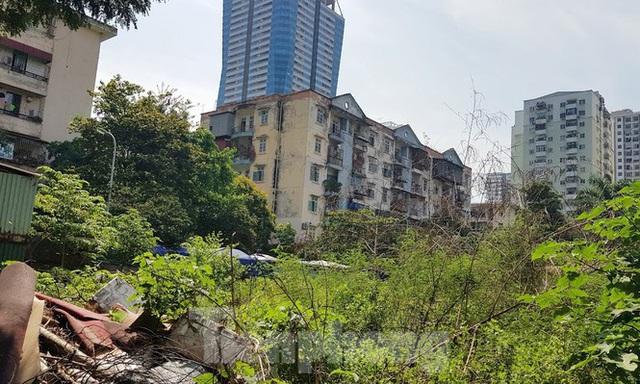 Cư dân đô thị mẫu Hà Nội lo ngại ô đất vàng hạ tầng cuối cùng biến thành cao ốc - Ảnh 3.
