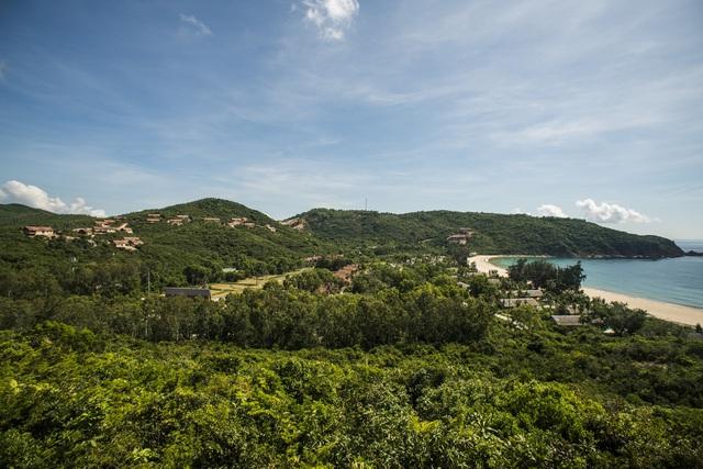 Chìm đắm trong không gian resort mái lá, nhà gỗ và mây tre ở Phú Yên - Ảnh 1.