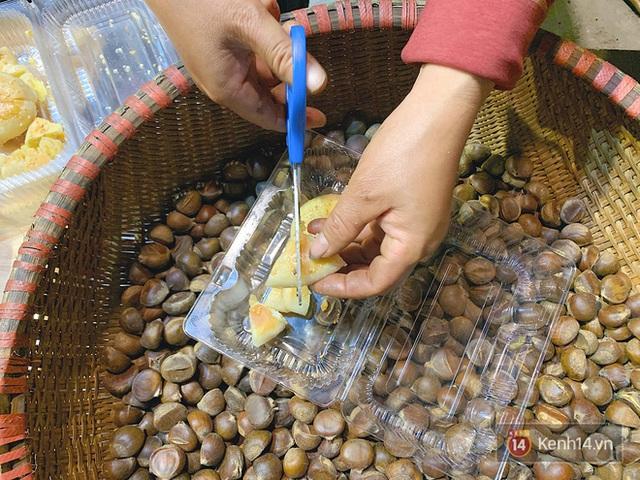 Đến Sa Pa thử bao nhiêu đặc sản nhưng không phải ai cũng từng biết đến món bánh hạt dẻ này - Ảnh 12.