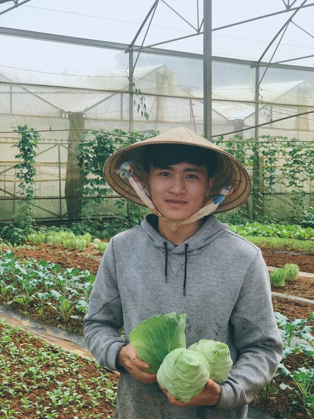 Cử nhân Luật bỏ thành phố lên Đà Lạt trồng rau, bị cha mẹ phản đối nhưng 1 năm sau nhận lại thành quả bất ngờ - Ảnh 4.