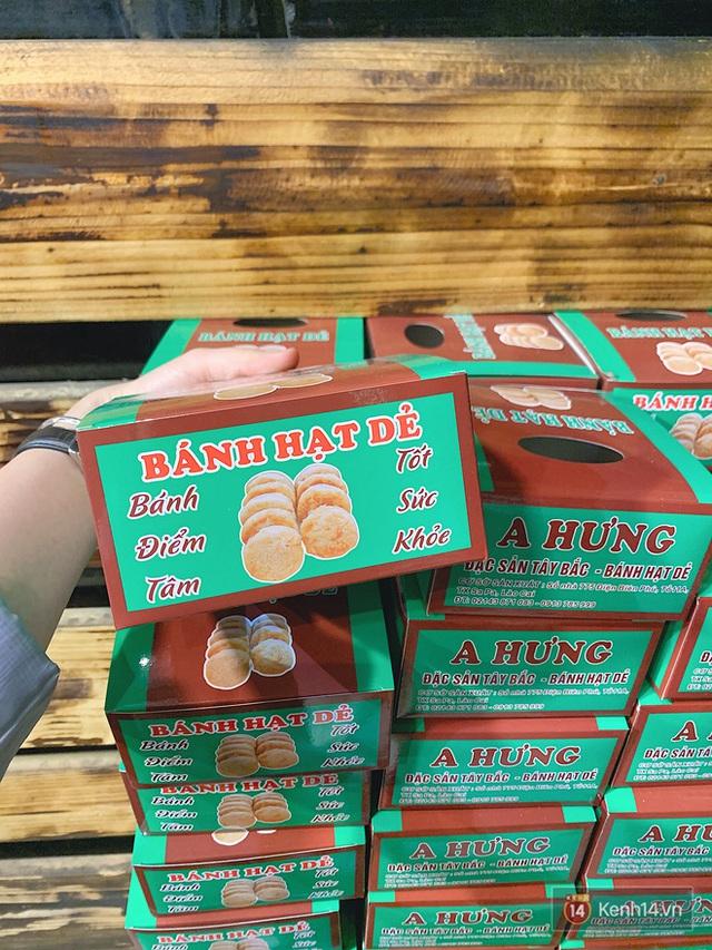 Đến Sa Pa thử bao nhiêu đặc sản nhưng không phải ai cũng từng biết đến món bánh hạt dẻ này - Ảnh 4.