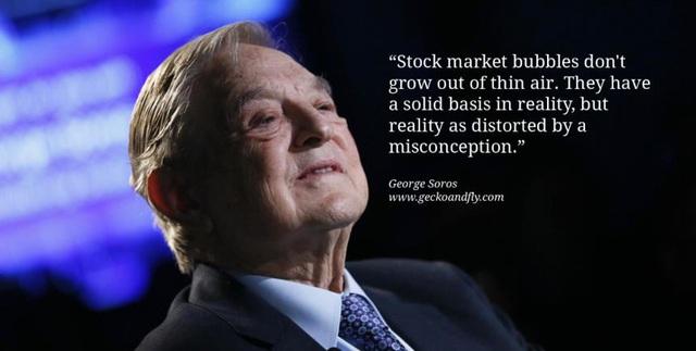 [Quy tắc đầu tư vàng] Tỷ phú đầu tư George Soros khuyên gì để thành công? - Ảnh 1.