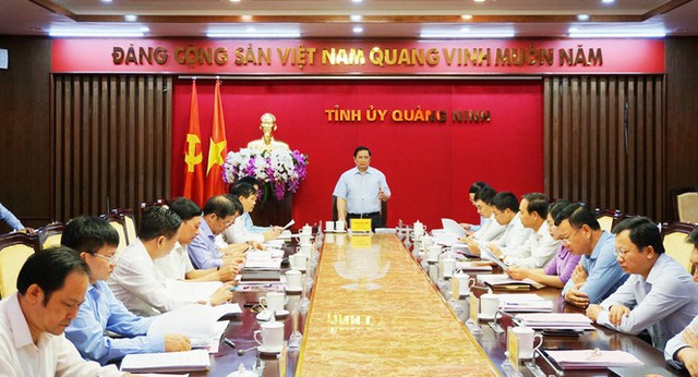 Quảng Ninh xin chủ trương thí điểm bầu trực tiếp Bí thư Tỉnh ủy tại Đại hội - Ảnh 1.