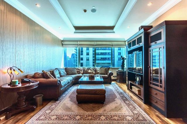 Khám phá căn penthouse trị giá gần 400 tỷ đồng của VĐV kiếm tiền giỏi nhất hành tinh: Thích đi Ferrari, Limousine, máy bay trực thăng hay phản lực, chỉ cần bấm 1 nút - Ảnh 4.