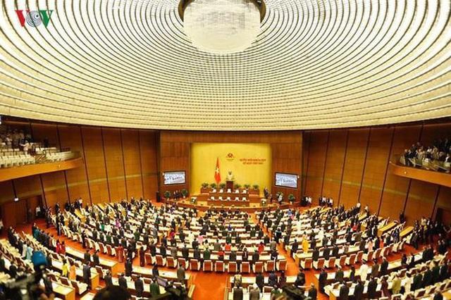 Quốc hội đã kịp thời đổi mới, thích ứng với hoàn cảnh thực tế - Ảnh 1.