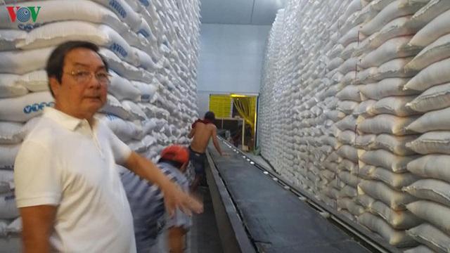 Giá gạo đã bắt đầu sụt giảm sau khi tăng ở mức kỷ lục - Ảnh 2.