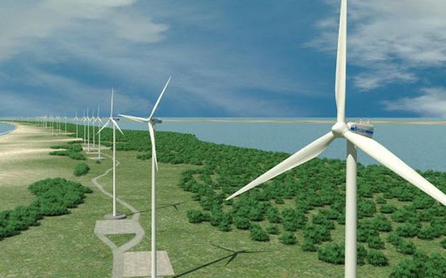 Hà Tĩnh đề xuất xây nhà máy điện gió hơn 16.000 tỷ đồng - Ảnh 1.