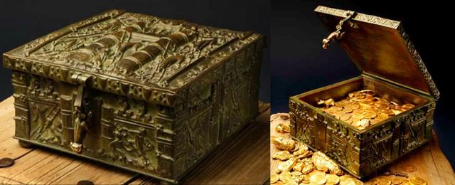 Một rương vàng triệu USD vừa bị phát hiện sau 10 năm tìm kiếm, nhưng lý do của người chôn nó mới khiến mọi người phải suy ngẫm - Ảnh 3.