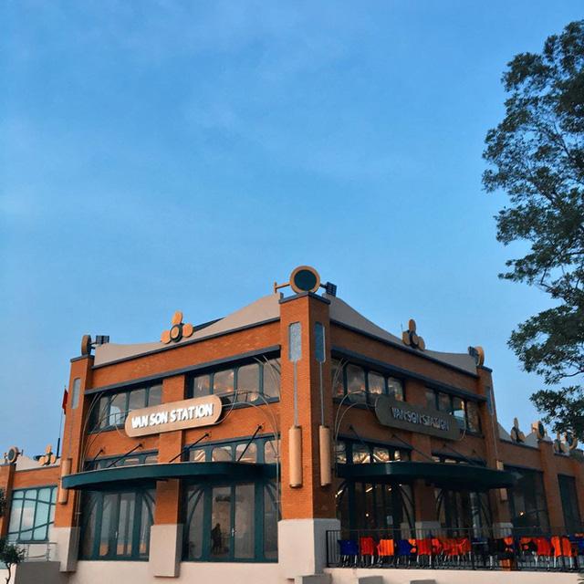 Nhà ga cáp treo đạt kỷ lục Guinness thế giới của Việt Nam: Bên trong đẹp tựa châu Âu thu nhỏ, xem ảnh sống ảo chỉ biết ngỡ ngàng - Ảnh 25.