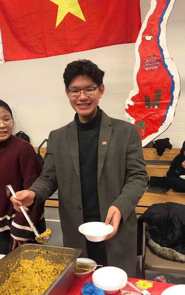 Nam sinh 18 tuổi nhận học bổng 21 đại học, founder tổ chức nhận hỗ trợ từ Liên Hợp Quốc, trình độ ngang sinh viên xuất sắc nhất Harvard - Ảnh 6.