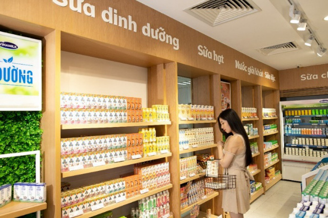 Vinamilk ký thành công hợp đồng xuất khẩu 1,2 triệu USD sau khi giới thiệu sản phẩm sữa hạt cao cấp vào thị trường Hàn Quốc - Ảnh 4.