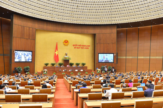 Quốc hội phê chuẩn EVFTA và EVIPA - Ảnh 2.