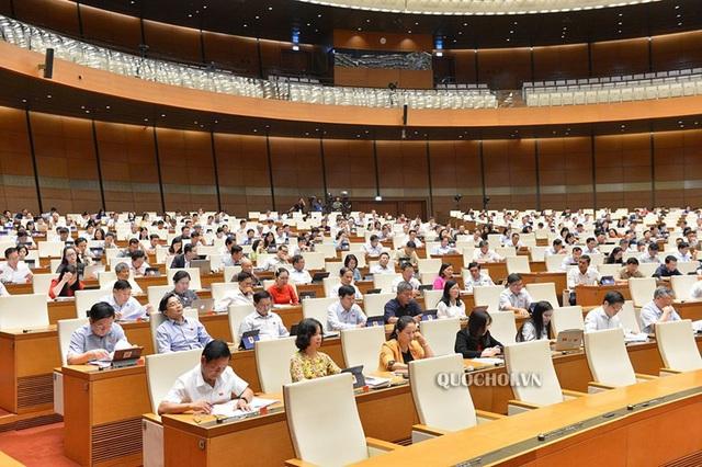Chính phủ trình Quốc hội đưa 3 dự án cao tốc Bắc–Nam sang đầu tư công - Ảnh 2.