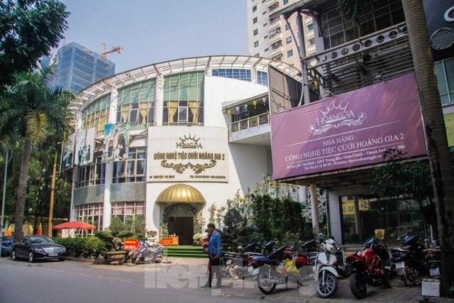 Cận cảnh ô đất vàng dịch vụ cuối cùng đô thị mẫu Hà Nội bỏ hoang 20 năm - Ảnh 15.