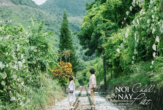 """3 con đường tàu với khung cảnh đẹp nhất Việt Nam, xem ảnh mà dân mạng không tin vào mắt mình vì """"ảo"""" y hệt trong phim - Ảnh 5."""
