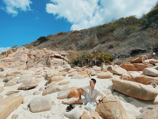 """Chinh phục đảo Bình Hưng hè này chỉ với 2,8 triệu VNĐ: Vẻ đẹp hoang sơ đầy thơ mộng của 1 trong """"Tứ Bình"""" thiên đường biển của Việt Nam - Ảnh 3."""