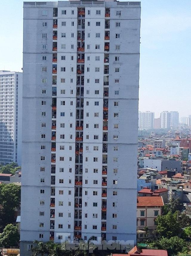 Công an điều tra chung cư 24 tầng giữa Thủ đô chưa được giao đất đã xây, bán  - Ảnh 1.