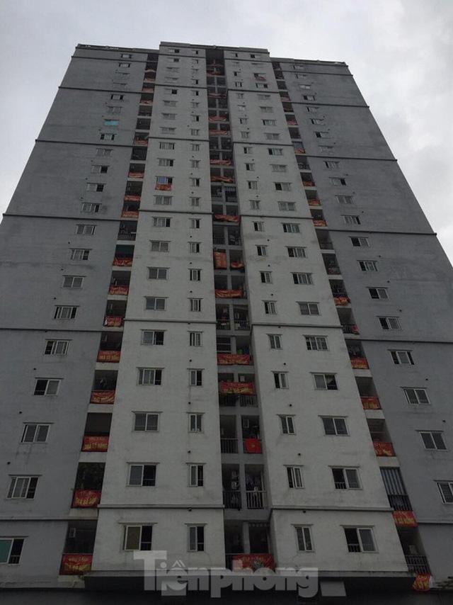 Công an điều tra chung cư 24 tầng giữa Thủ đô chưa được giao đất đã xây, bán  - Ảnh 2.