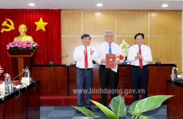 Bình Dương bổ nhiệm lại nhiều Phó Giám đốc Sở - Ảnh 1.