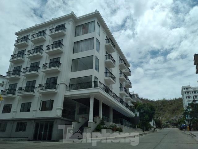 Đến thời hạn, 13 biệt thự vượt tầng dự án Ocean View Nha Trang vẫn chưa bị cưỡng chế - Ảnh 4.