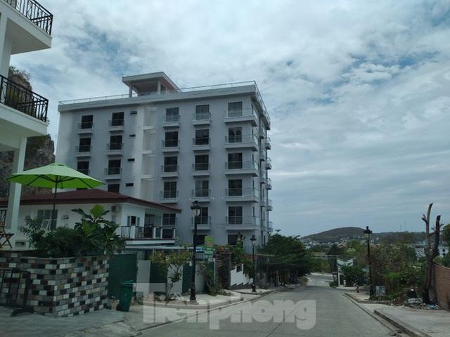 Đến thời hạn, 13 biệt thự vượt tầng dự án Ocean View Nha Trang vẫn chưa bị cưỡng chế - Ảnh 7.